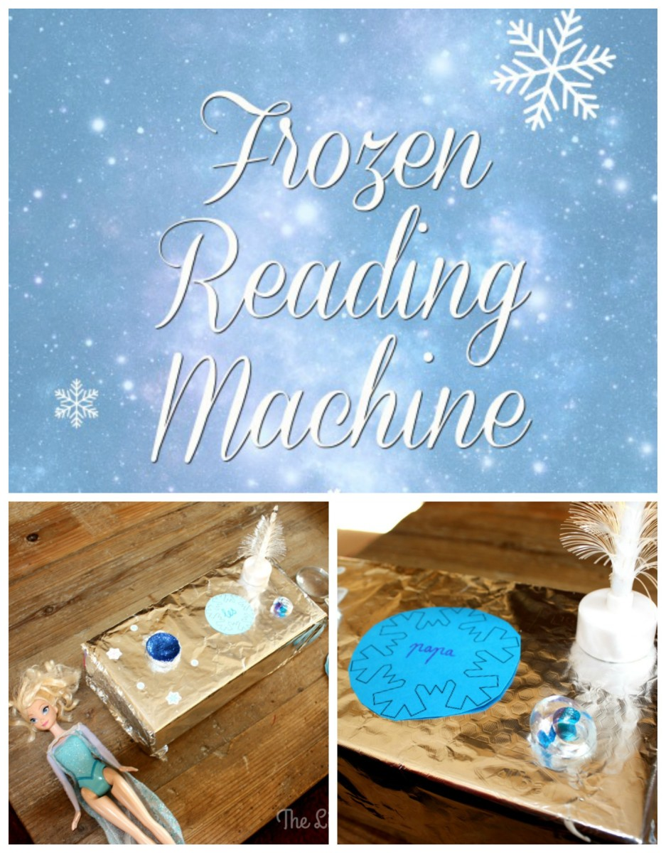 Frozen Reading Machine