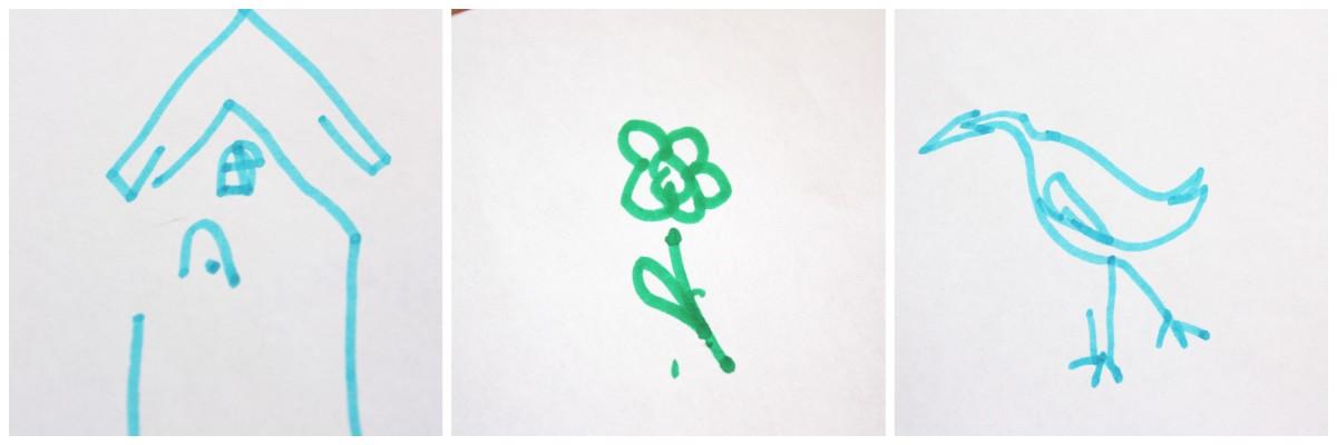 Miro - drawings