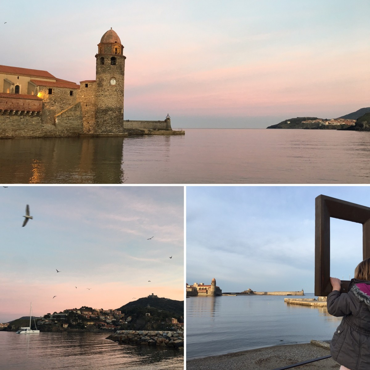 town of Collioure