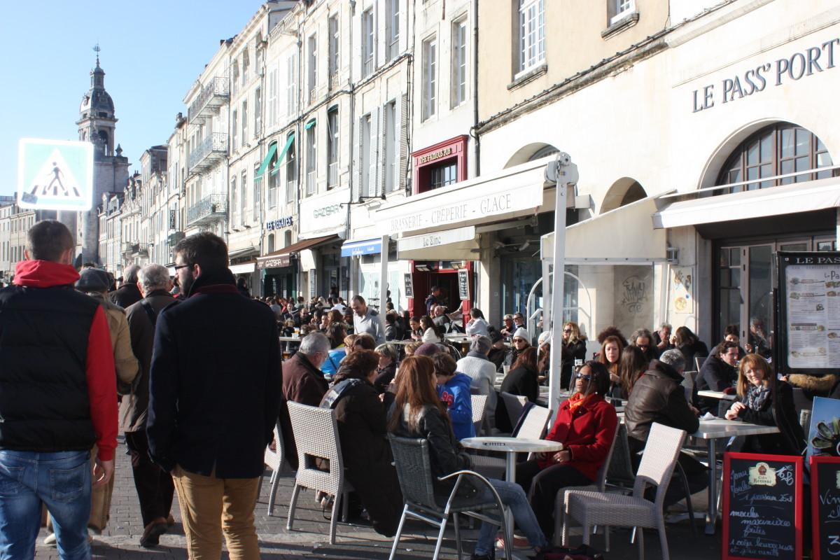 Terraces La Rochelle