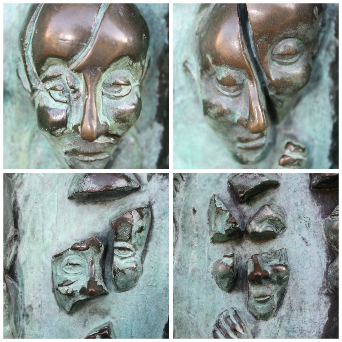 Reading heads collage 2