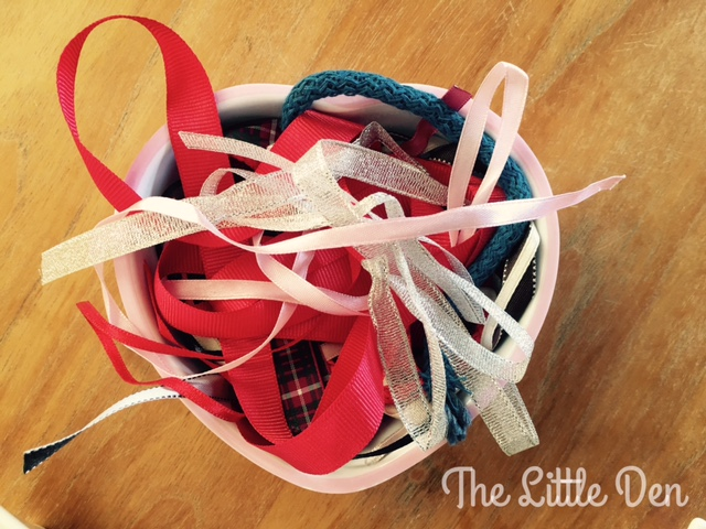 Bowl of Ribbons
