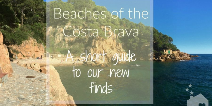 Beaches of the Costa Brava