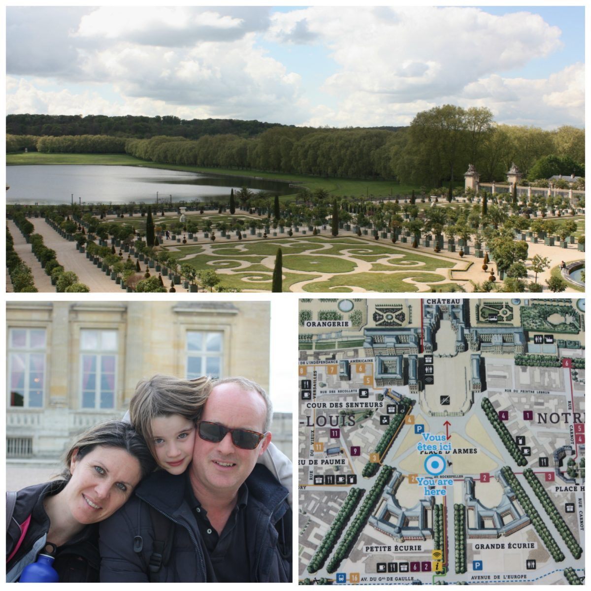 Versailles - Don't try to do everything!