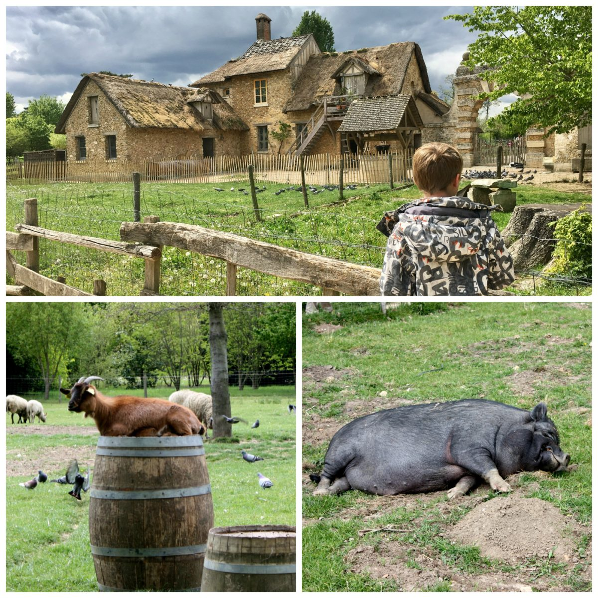Marie-Antoinette's Hamlet - The Farm