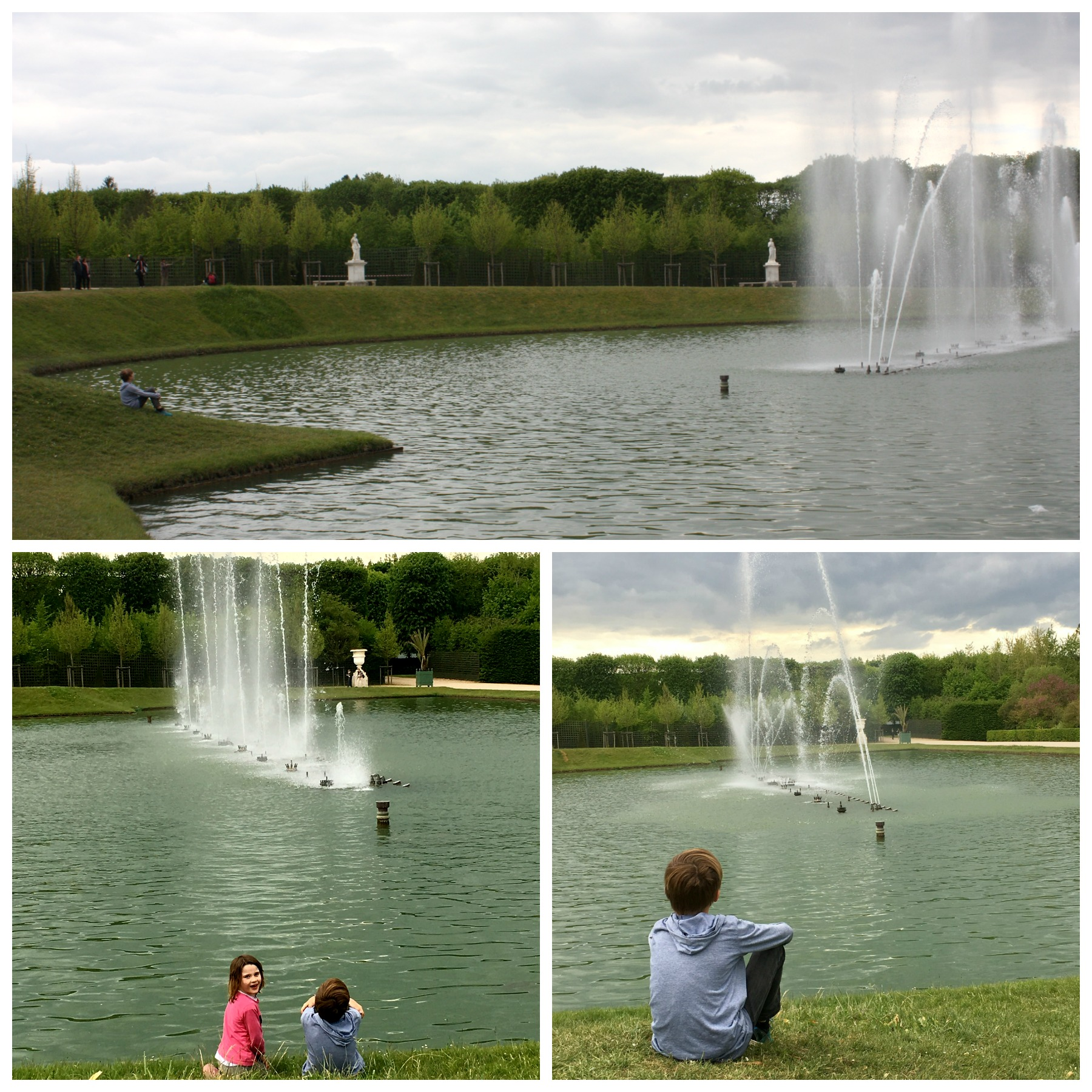 Versailles Musical Fountains