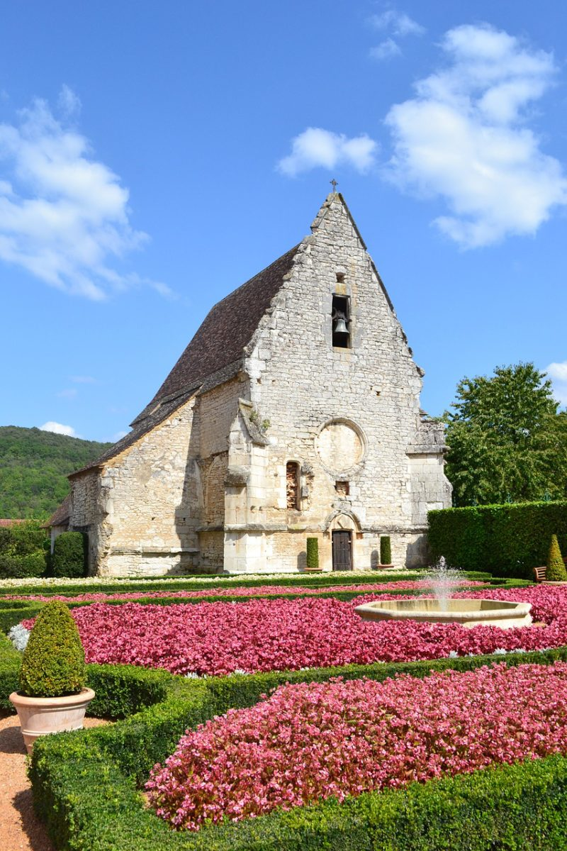 Josephine Baker, The French Resistance and her Chateau in France - the Chapel