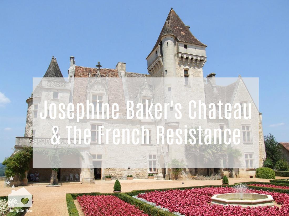 Josephine Baker Chateau