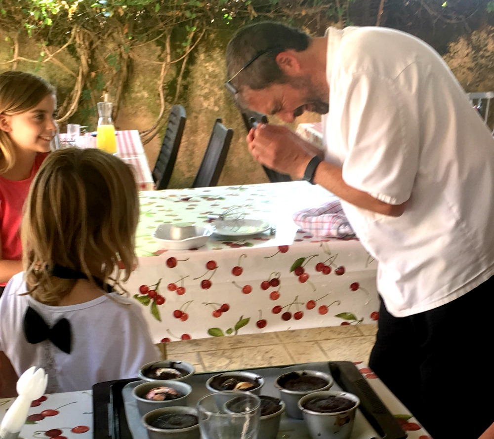 Kids Cookery Course Dordogne
