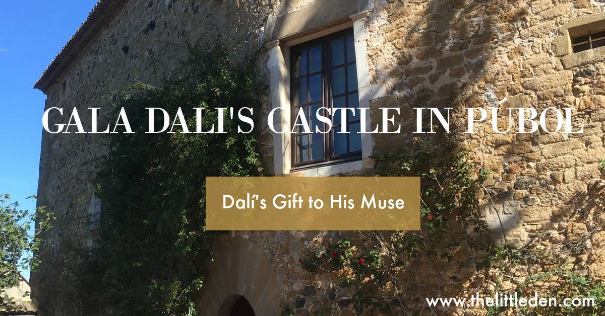 Gala Dali's Castle in Pubol - The Little Den