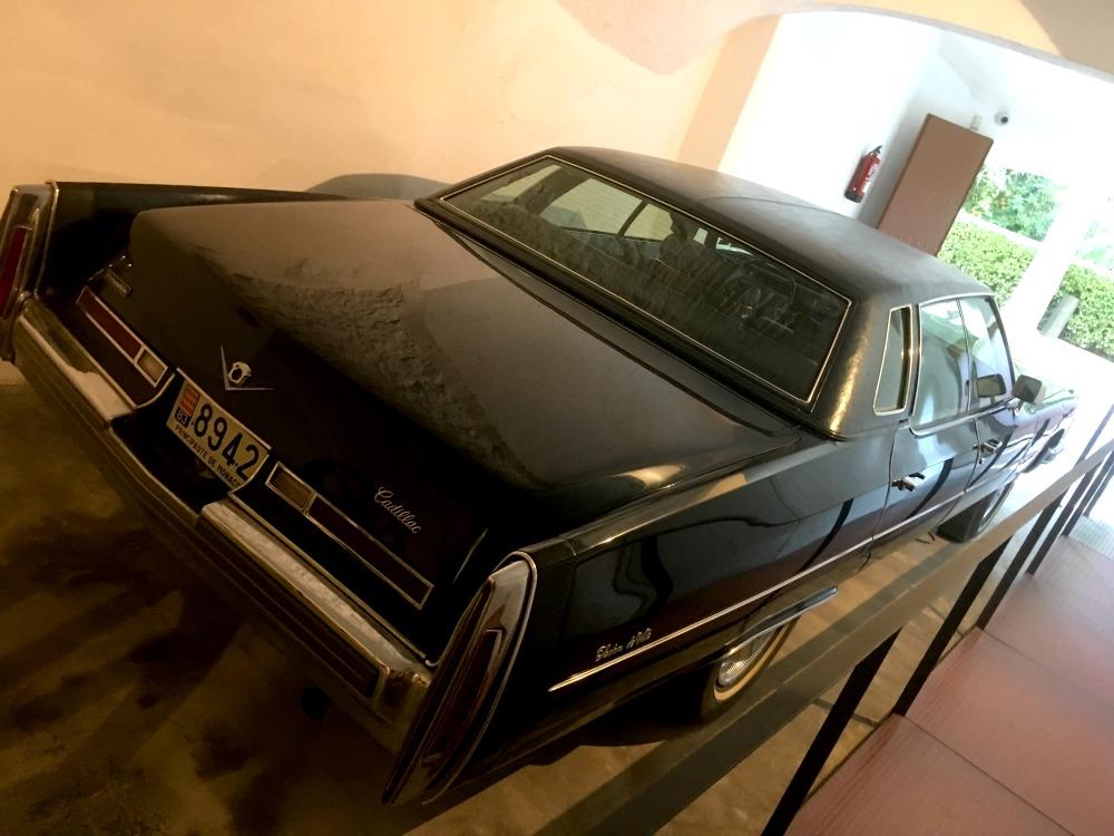 Gala's Cadillac, Pubol, Spain