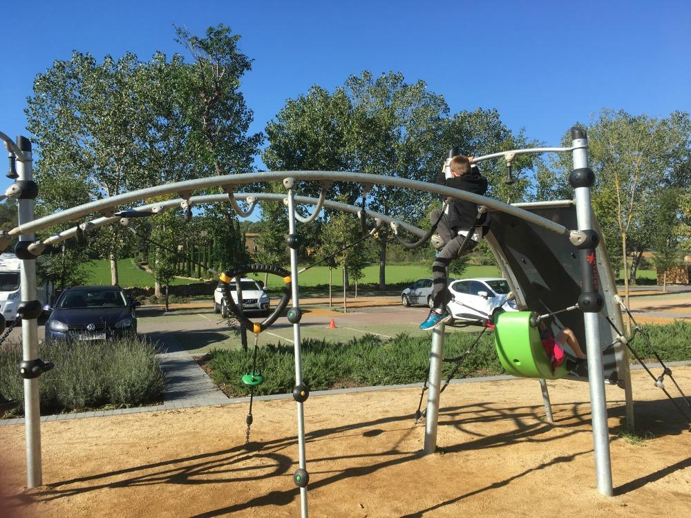 Playground in Pubol, Gala's Castle