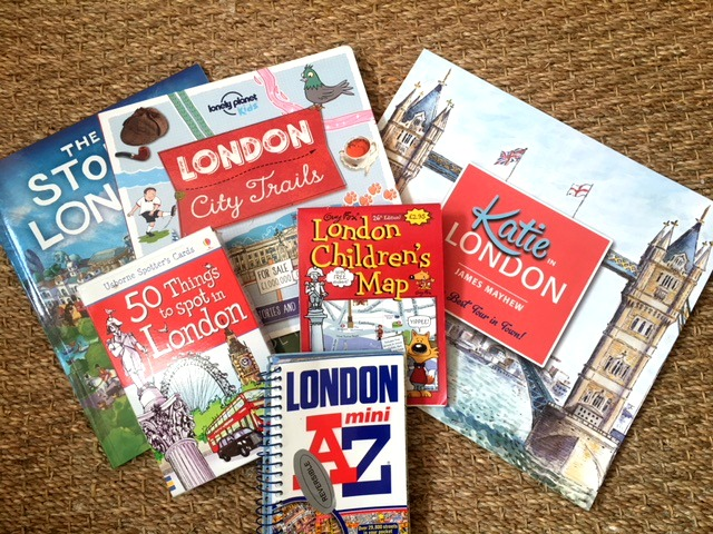 London & Tower of London - Resources for kids