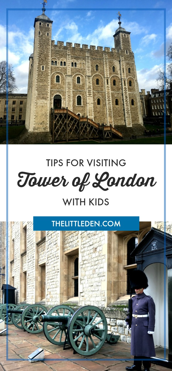 Tips for Visiting Tower of London with Kids
