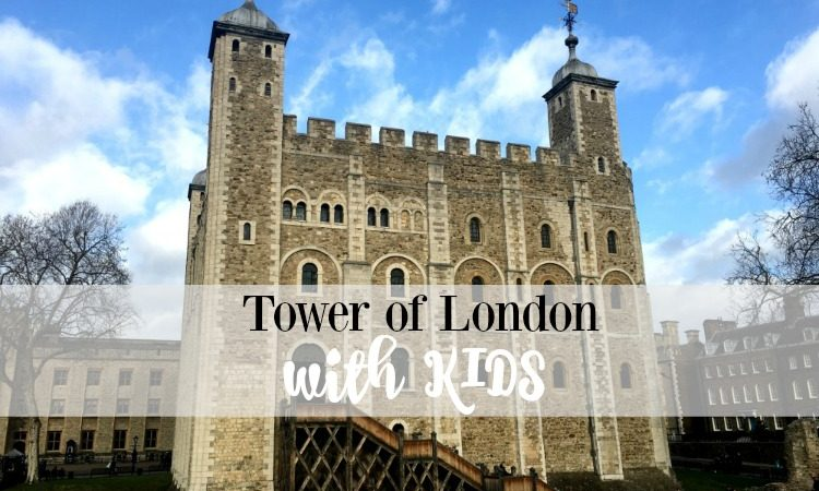 Tower of London - The White Tower