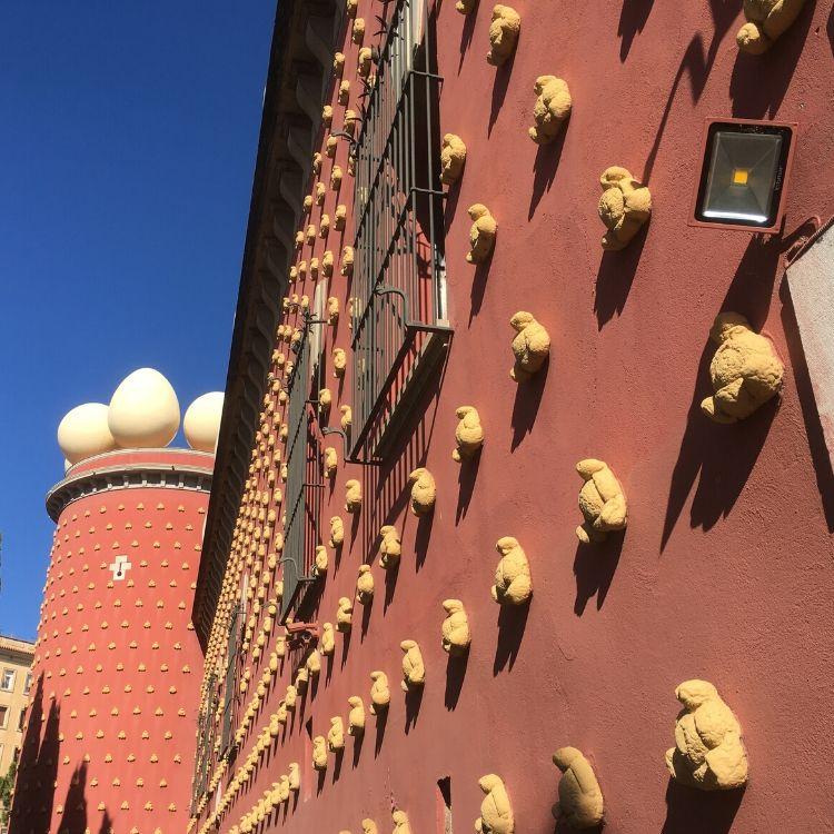 Dali museum exterior